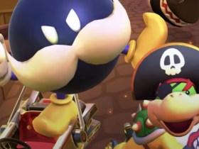 King Bob-omb Mario Kart Tour Screenshot