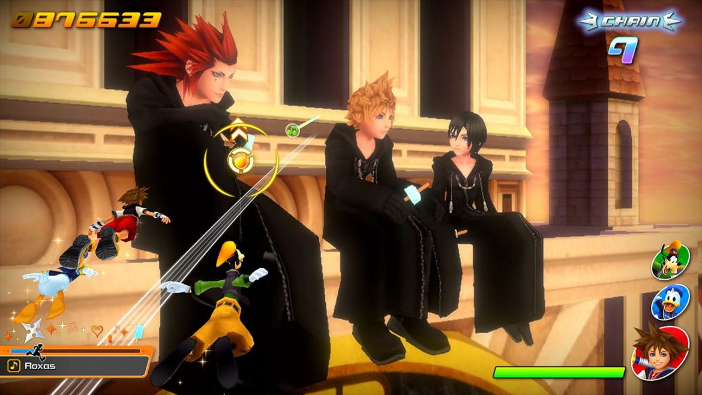 Kingdom Hearts: Melody of Memory Screenshot 4