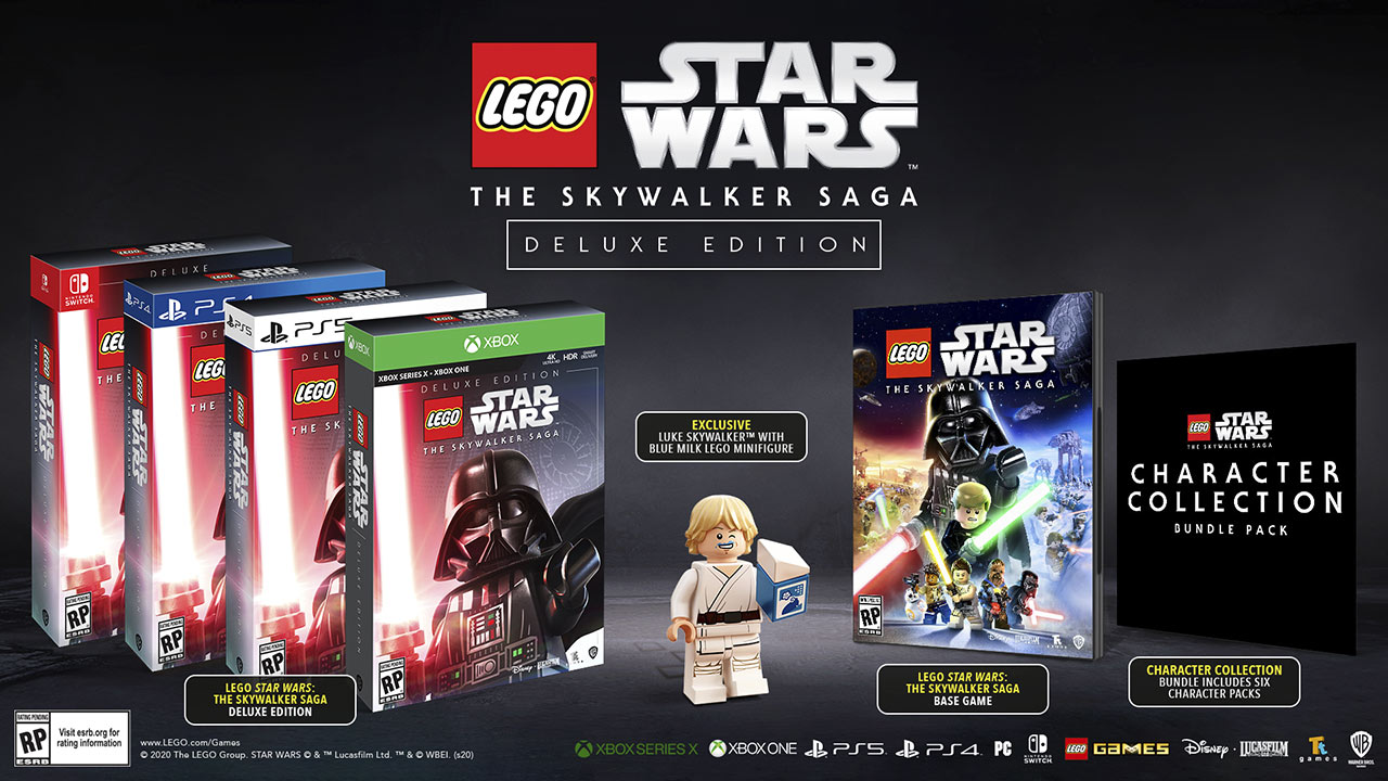 LEGO Star Wars: The Skywalker Saga Deluxe Edition Photo