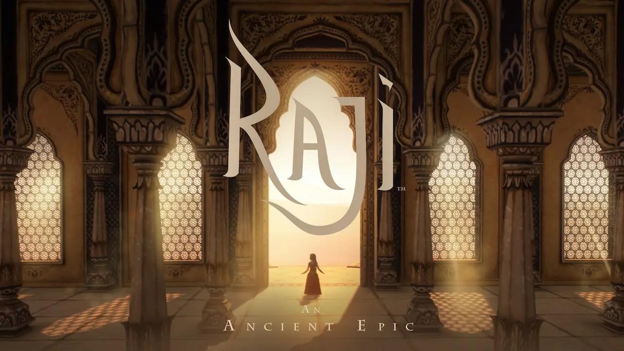 Raji: An Ancient Epic Logo