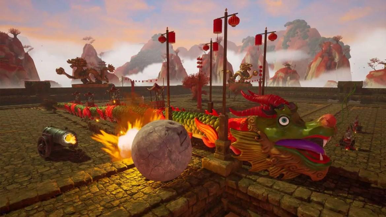Rock Of Ages 3: Make And Break Review Screenshot 2
