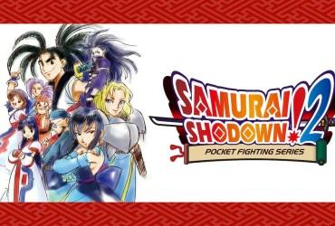 Samurai Shodown! 2 Review Banner