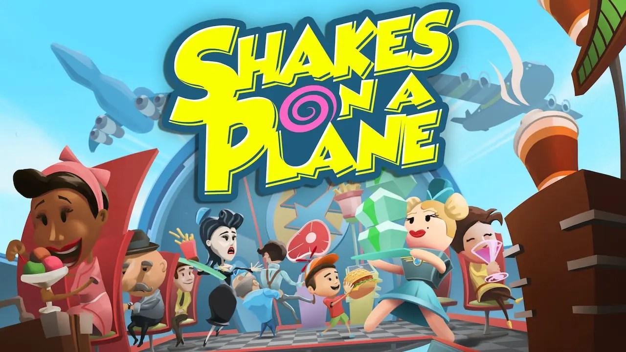 Shakes On A Plane Logo