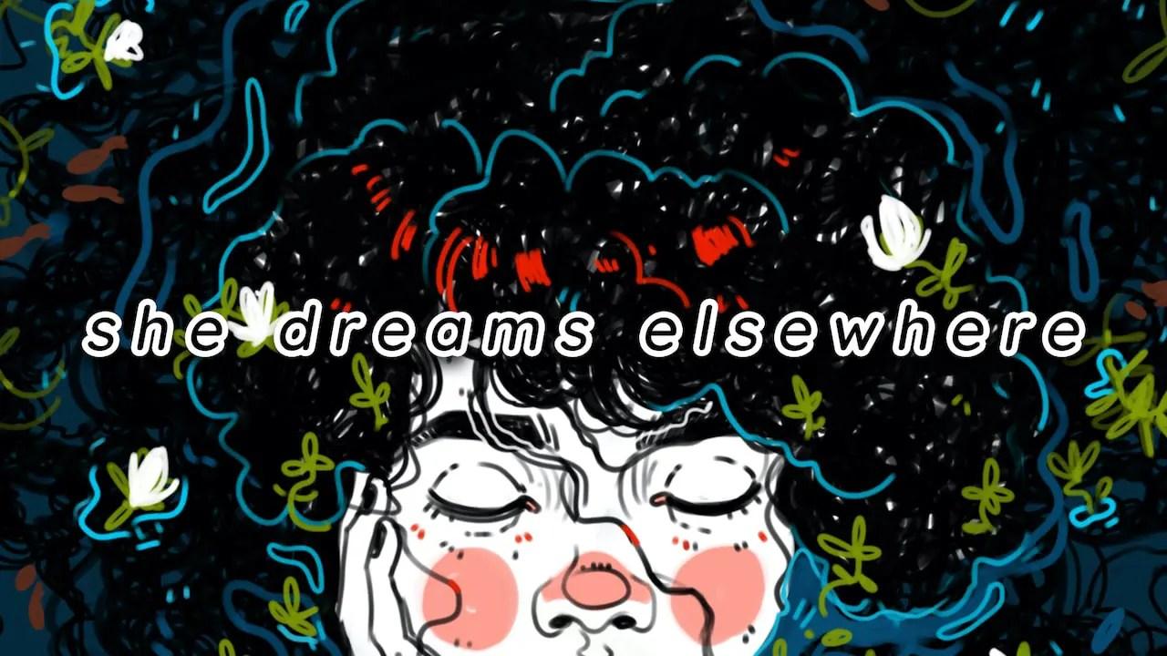 She Dreams Elsewhere Logo