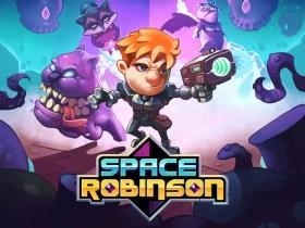 Space Robinson Logo