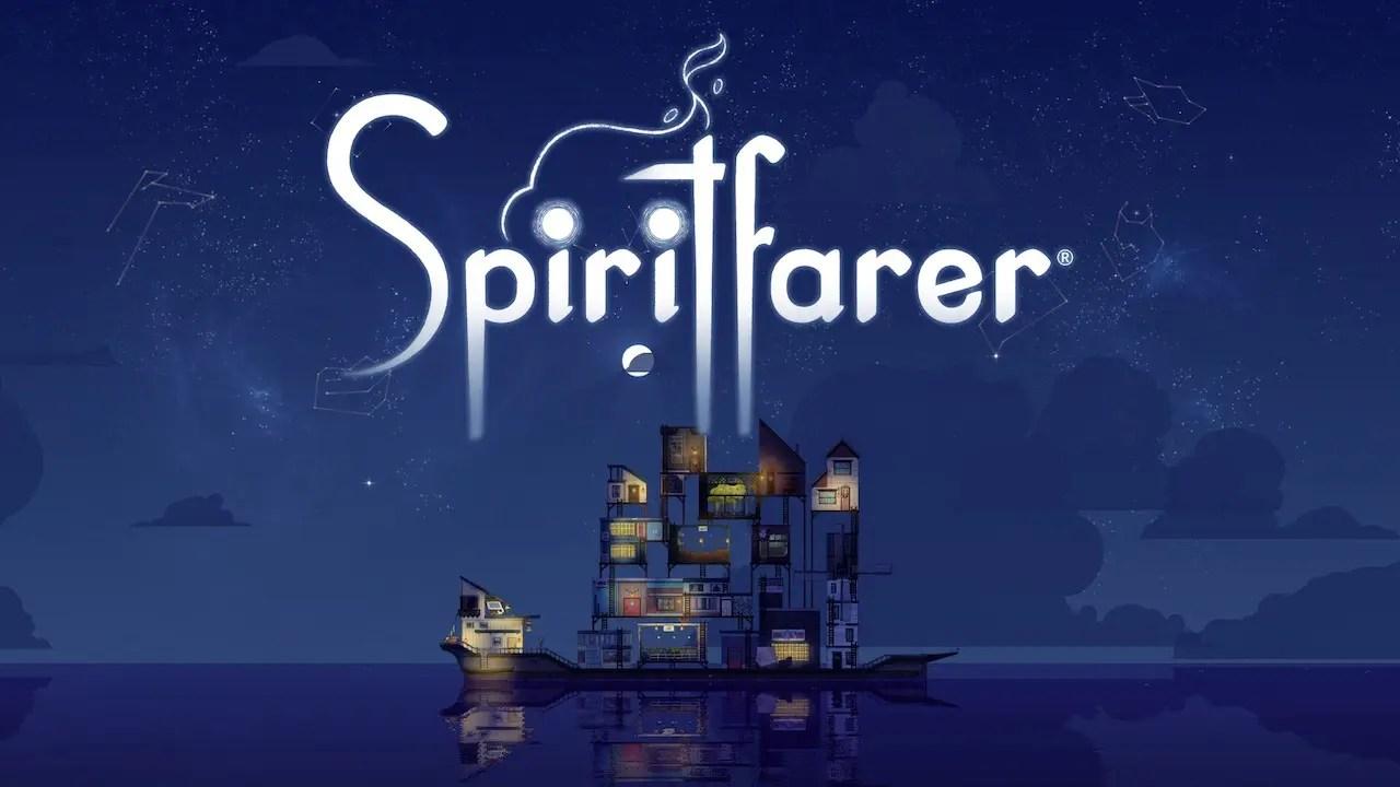 Spiritfarer Game Logo