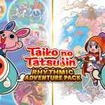 Taiko No Tatsujin: Rhythmic Adventure Pack Logo