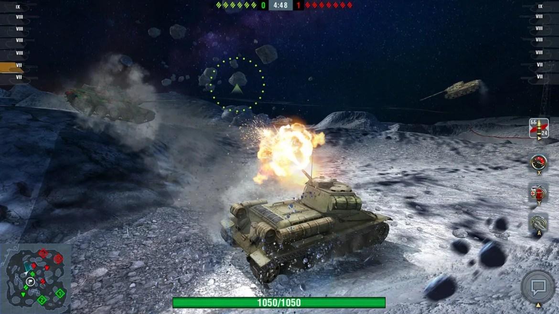 World Of Tanks Blitz Screenshot 2