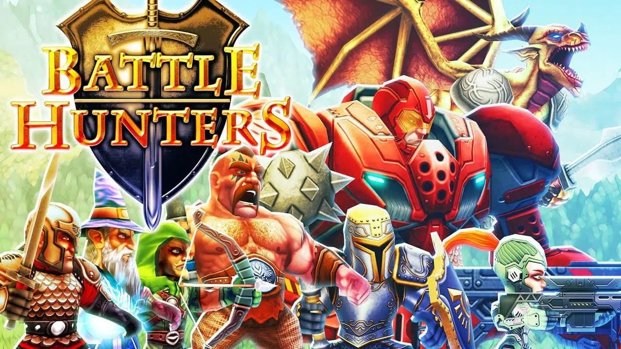 Battle Hunters Logo