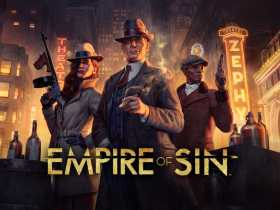 Empire Of Sin Logo