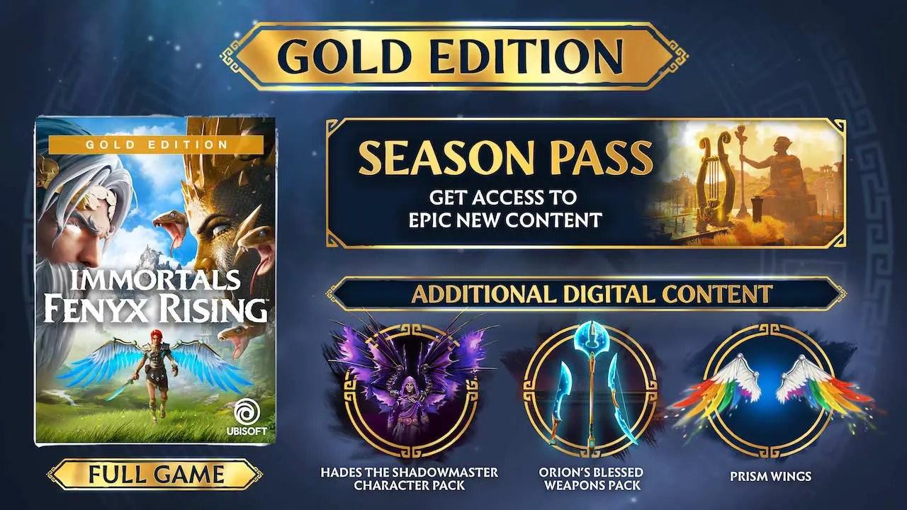 Immortals Fenyx Rising Gold Edition Image