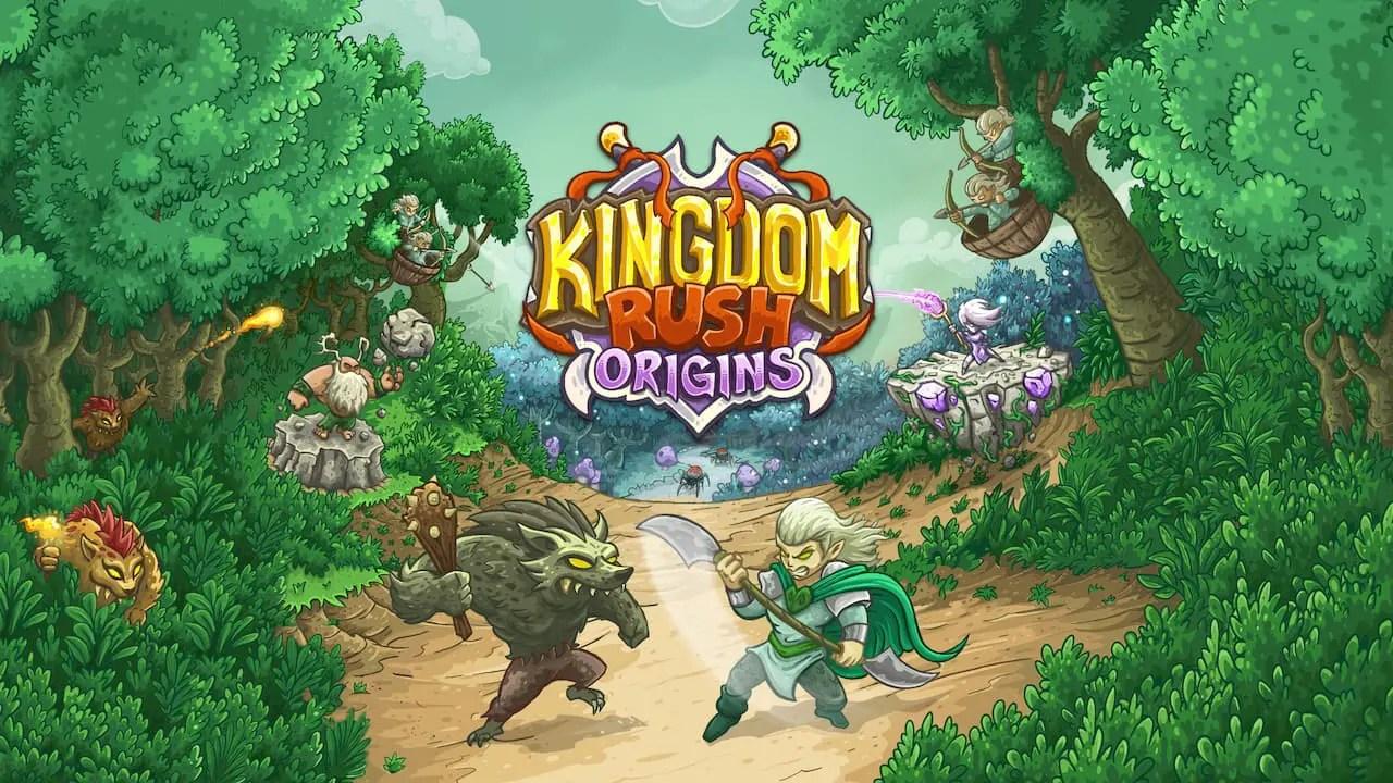 Kingdom Rush Origins Logo