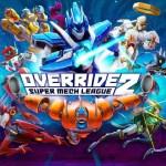 Override 2: Super Mech League Logo