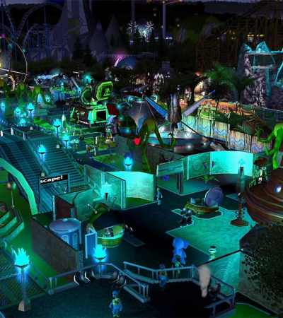 RollerCoaster Tycoon 3: Complete Edition Preview Screenshot