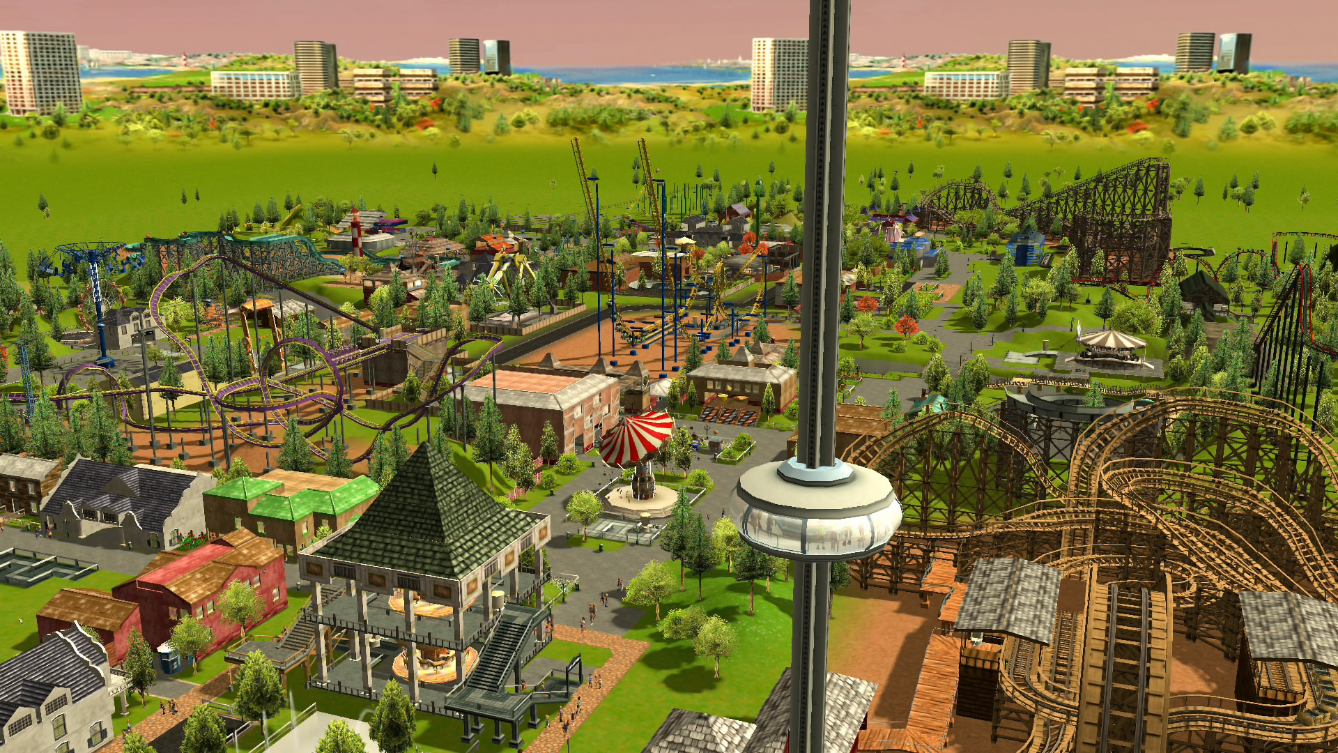 RollerCoaster Tycoon 3: Complete Edition Review Screenshot 3