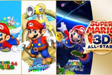 Super Mario 3D All-Stars Review Banner