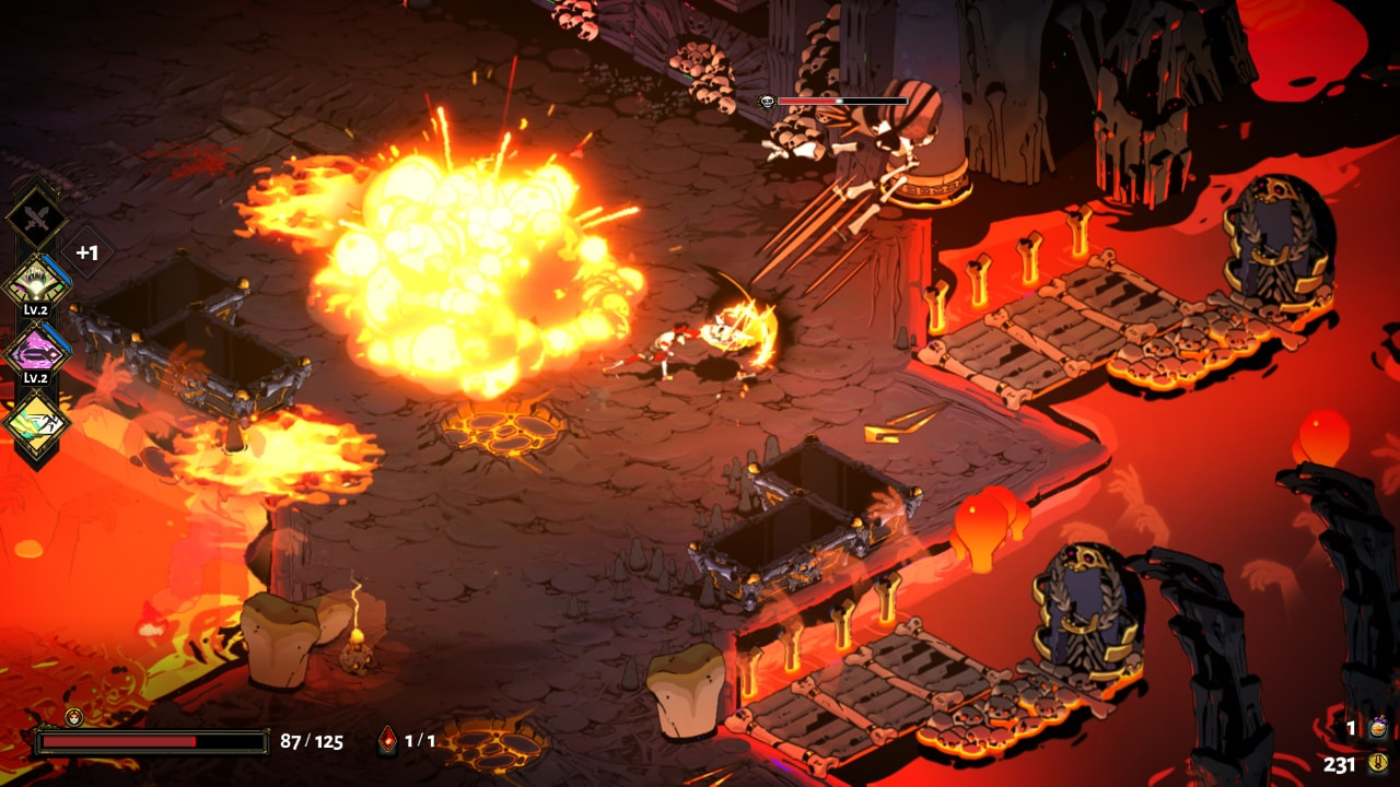 Hades Review Screenshot 2