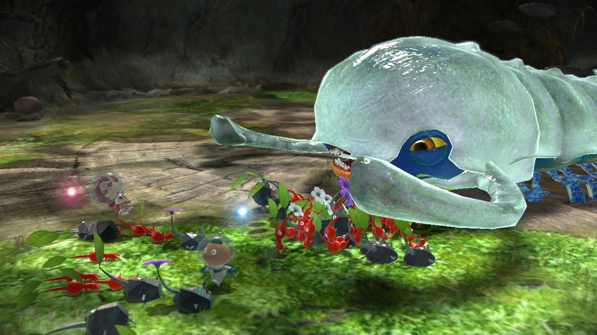 Pikmin 3 Deluxe Review Screenshot 2