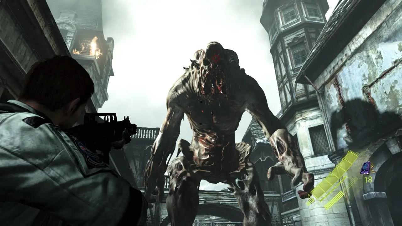 Resident Evil 6 Review Screenshot 2