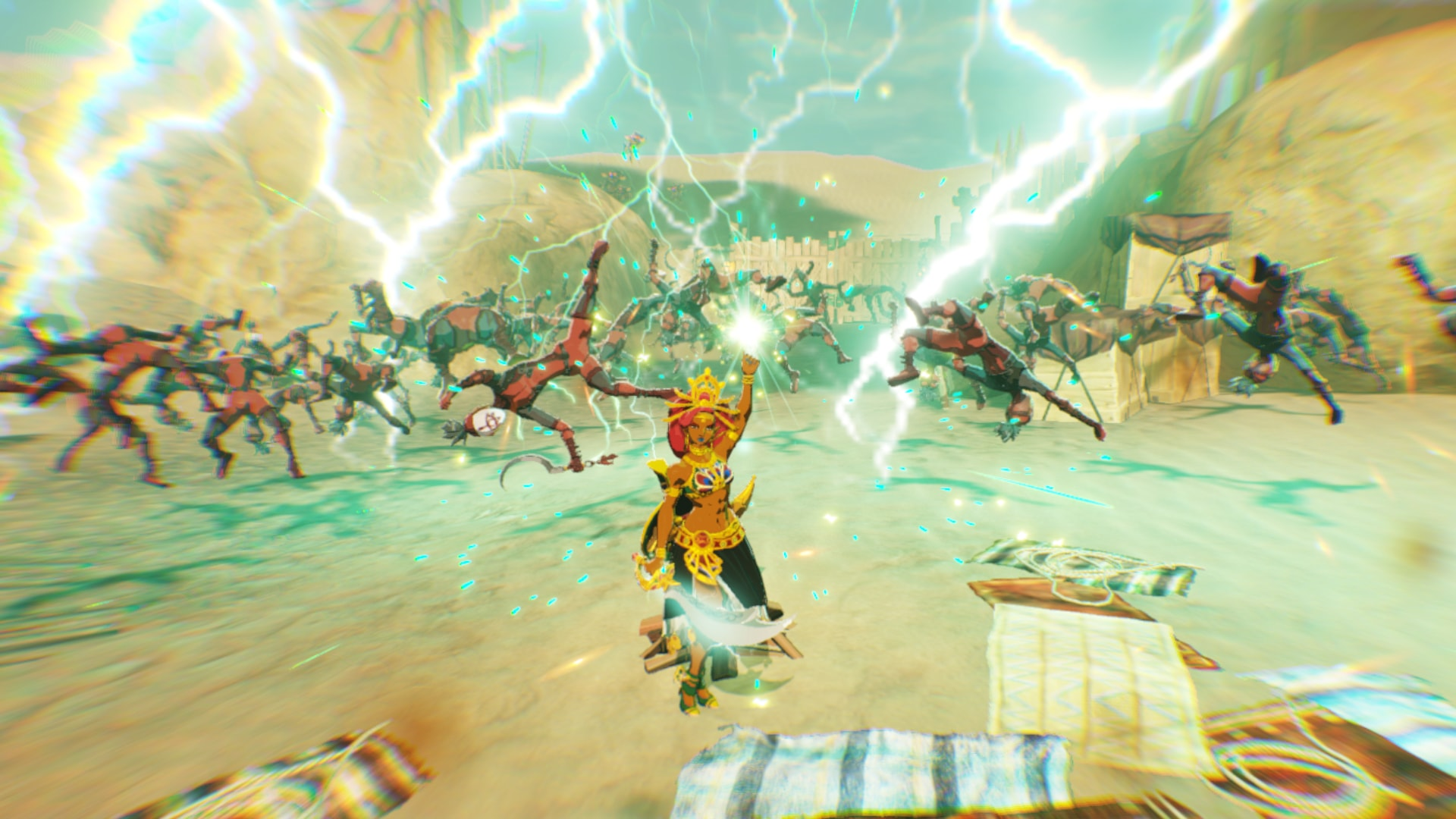 Hyrule Warriors: Age Of Calamity Review Screenshot 5