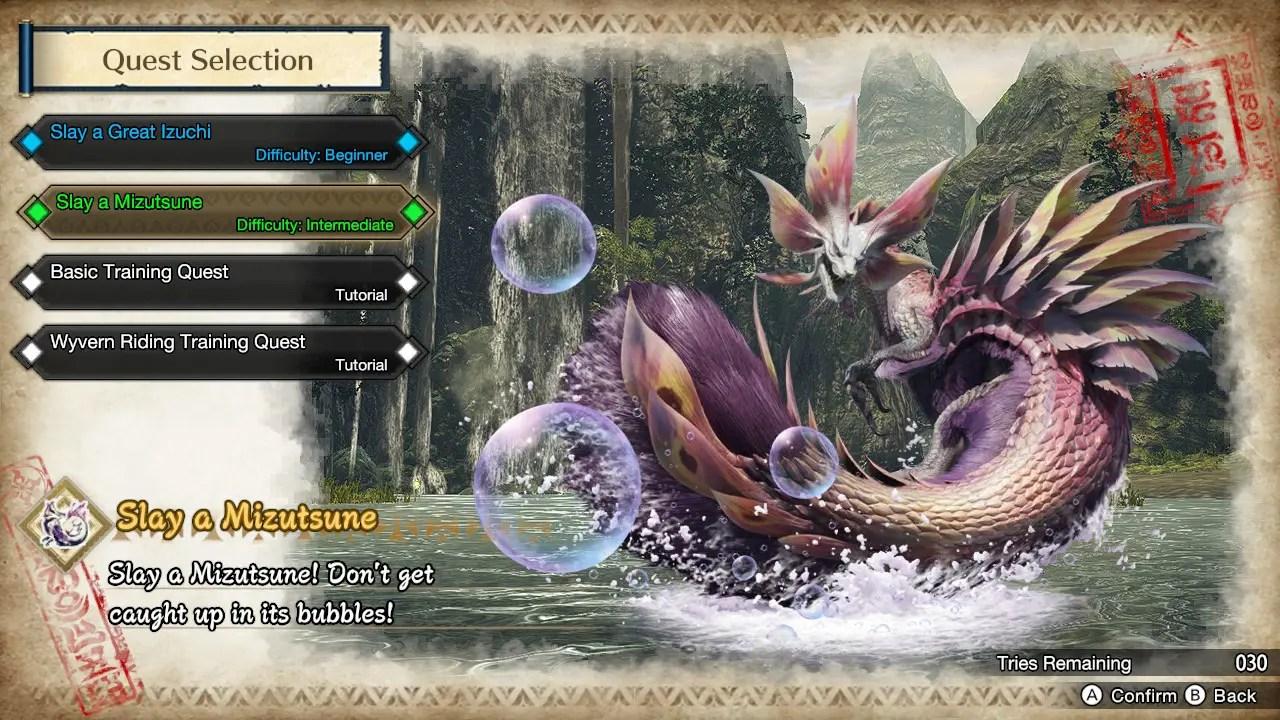 Monster Hunter Rise Demo Screenshot 2
