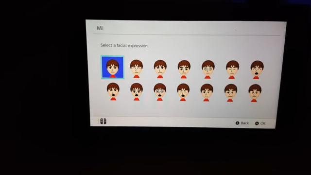 Nintendo Switch Un Coup Doeil Sur La Cration De Profil