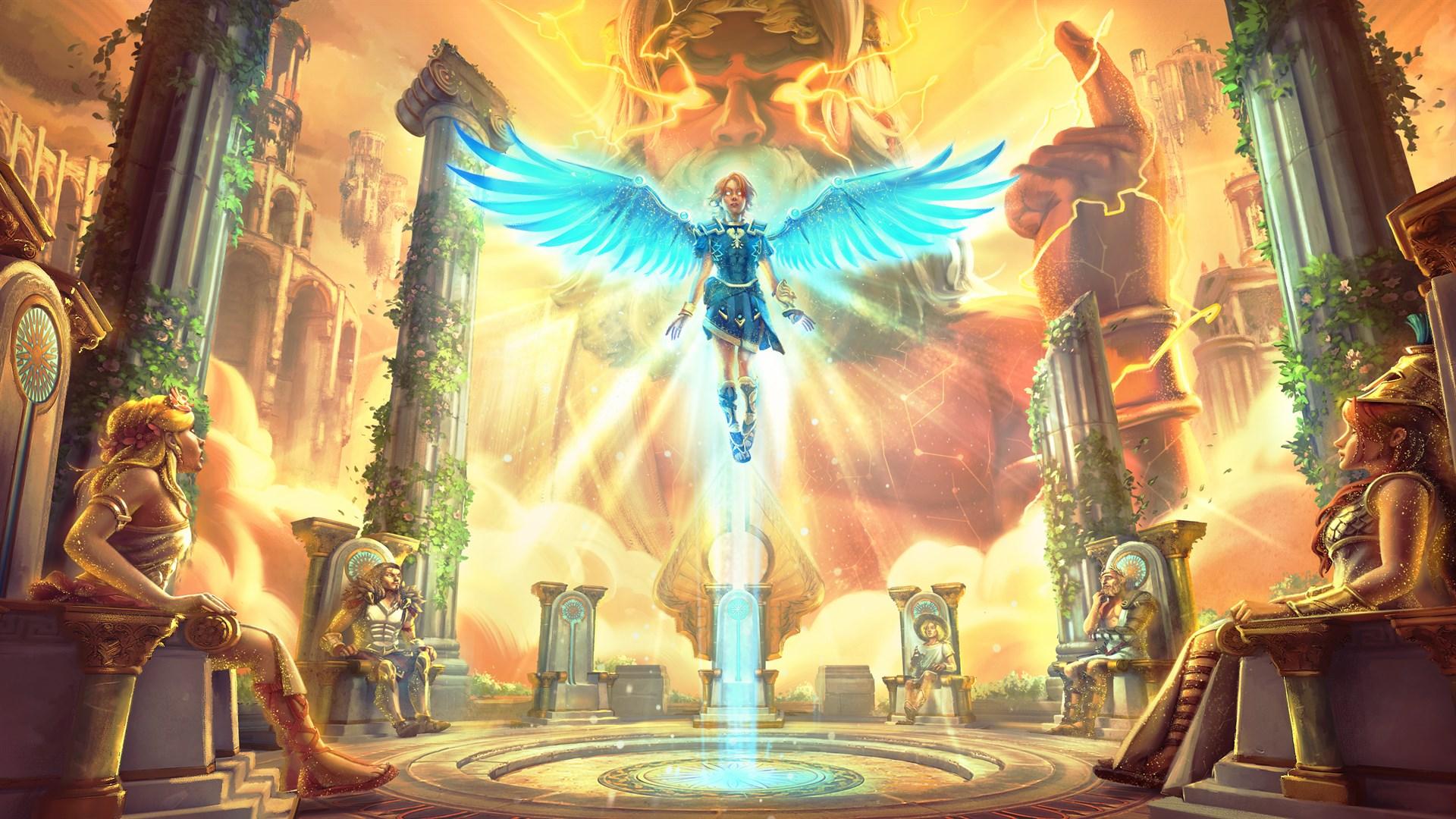 Immortals Fenyx Rising : le DLC A New God à l'honneur