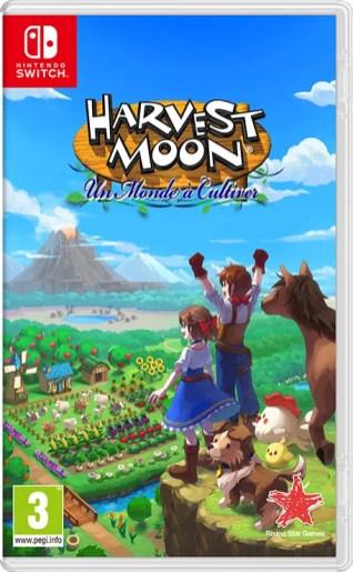Harvest Moon Un Monde à Cultiver (2)