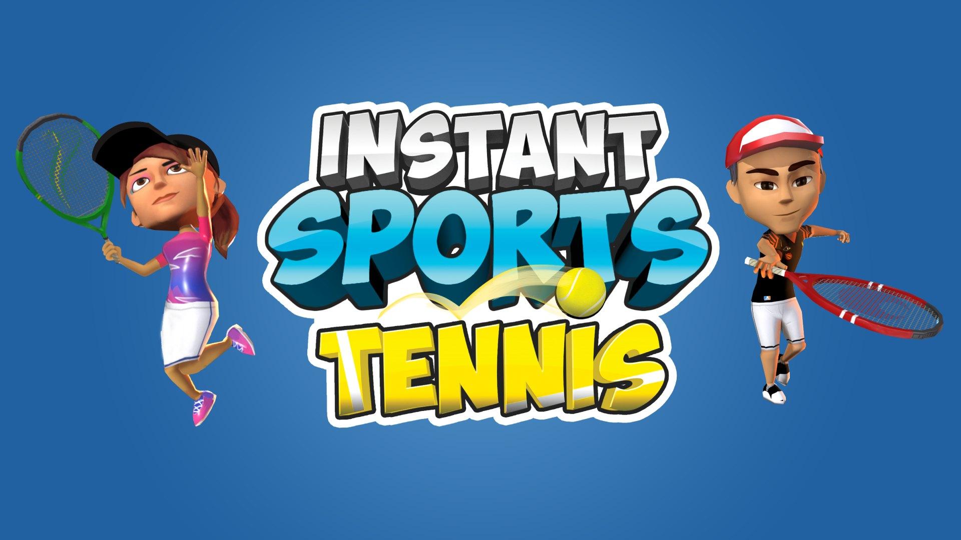 Affrontez les boss de INSTANT SPORTS Tennis dès maintenant sur Nintendo  Switch ! - Nintendo-Town.fr