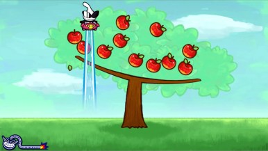 Switch_WarioWareGIT_AnnouncementSCRN_Kat _Apple Drop