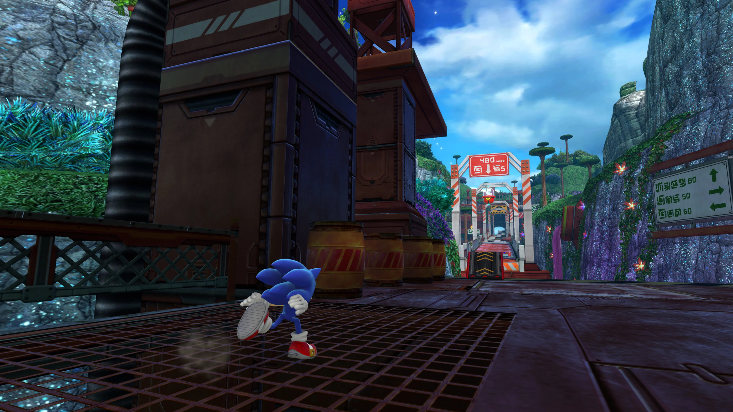 Sonic Colors sur Nintendo Switch en 30 fps ? - Nintendo-Town.fr