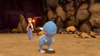 Pokémon Diamant Étincelant, Pokémon Perle Scintillante (35)