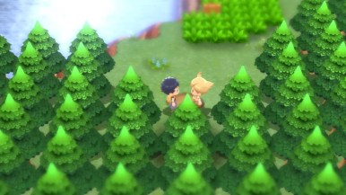 Pokémon Diamant Étincelant, Pokémon Perle Scintillante (38)