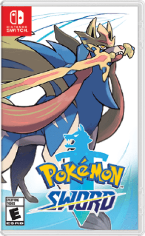 Pokémon™ Sword Box Art