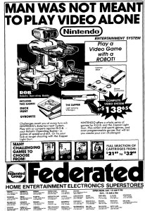 NES Ad - Federated - 10-04-1986- OC Register - Credit Frank-Cifaldi