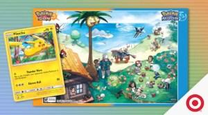 Pokémon Sun & Moon Target Event