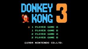 Donkey Kong 3 (NES) Game Hub