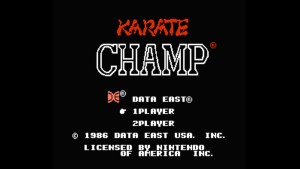Karate Champ (NES) Game Hub