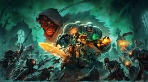 Battle Chasers: Nightwar Launch Trailer