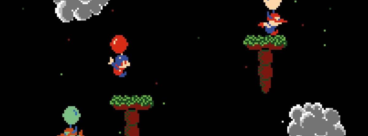 Balloon Fight (NES) Game Hub