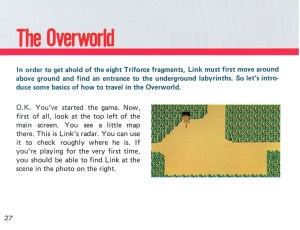 The Legend of Zelda Instruction Booklet - 27
