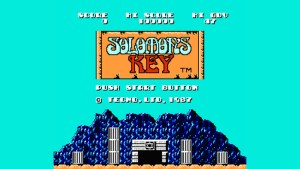 Solomon's Key (NES) Game Hub