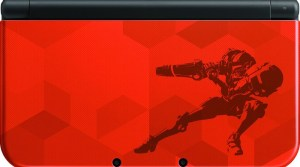 Samus Edition New Nintendo 3DS XL Announced
