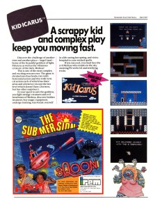 Nintendo Fun Club News - Fall 1987 - p6