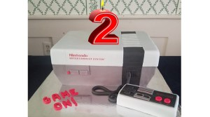 The NES Turns Two