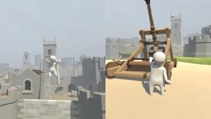Human Fall Flat - Switch - Castle