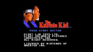 Karate Kid (NES) Game Hub