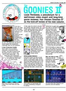 Nintendo Fun Club News   Feb-Mar 1988 Goonies-II-1
