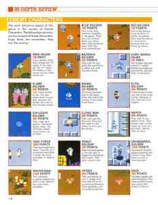 Official Nintendo Player's Guide Pg 118