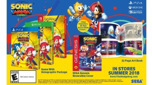 Sonic Mania Plus Gets Release Date